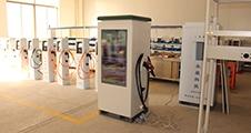 加速公共电动汽车充电桩整体布局